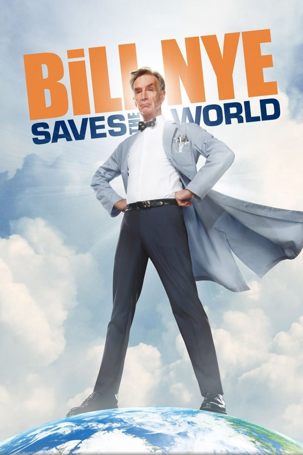 Bill Nye Saves the World poster