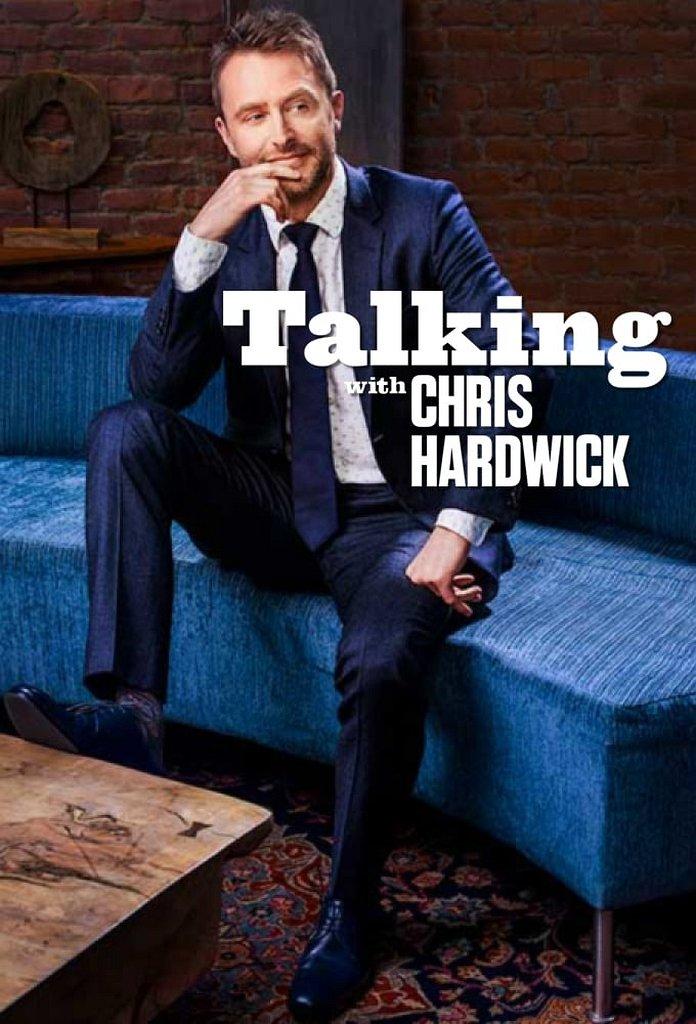 Talking with Chris Hardwick poster