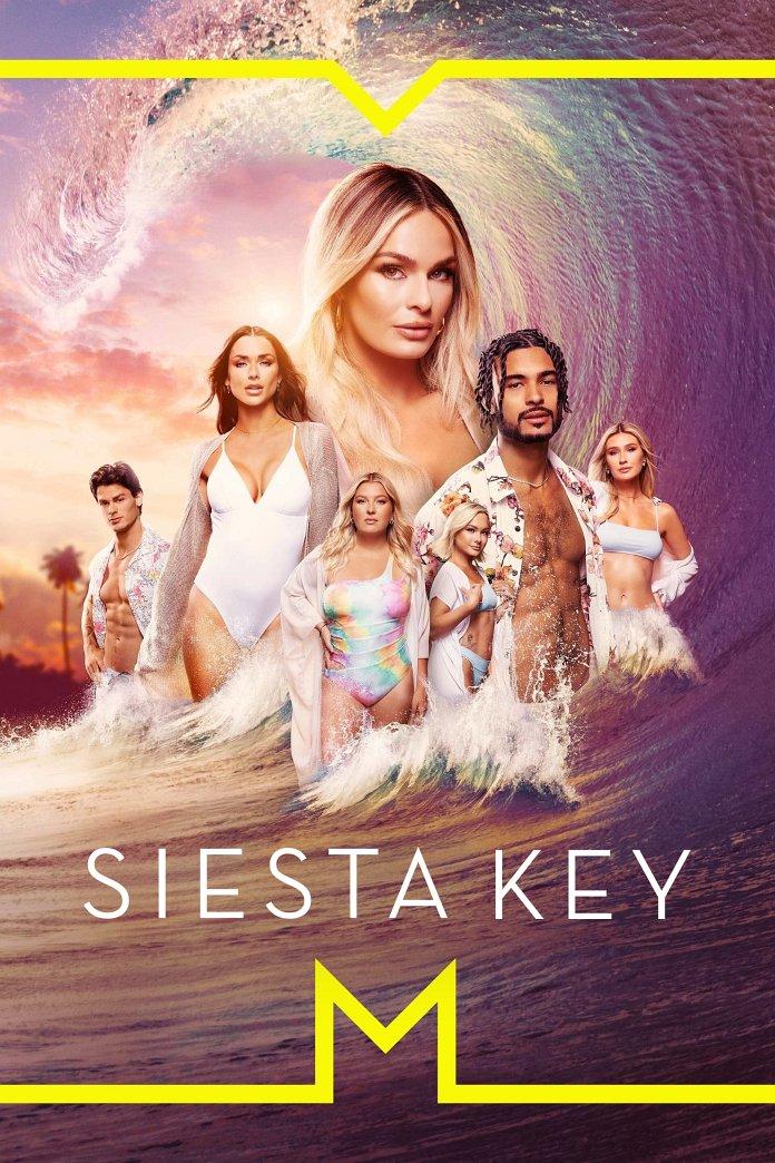 Siesta Key poster