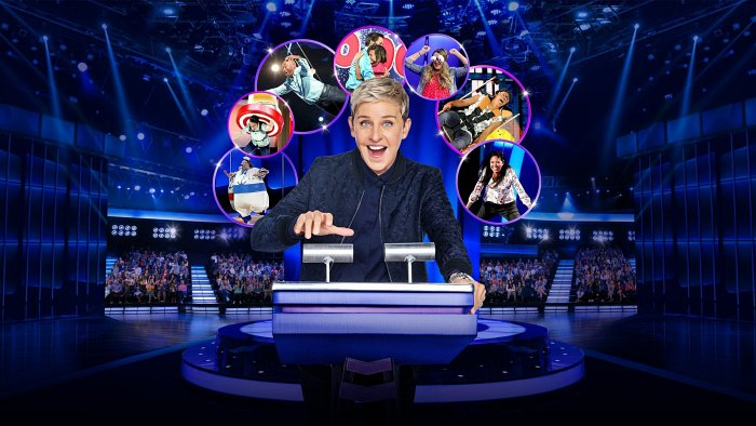 season 5 of Ellen's Game of Games