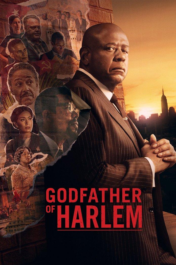Godfather of Harlem poster