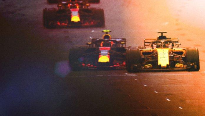 Formula 1: Drive to Survive season  date
