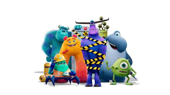 Monsters at Work season  date