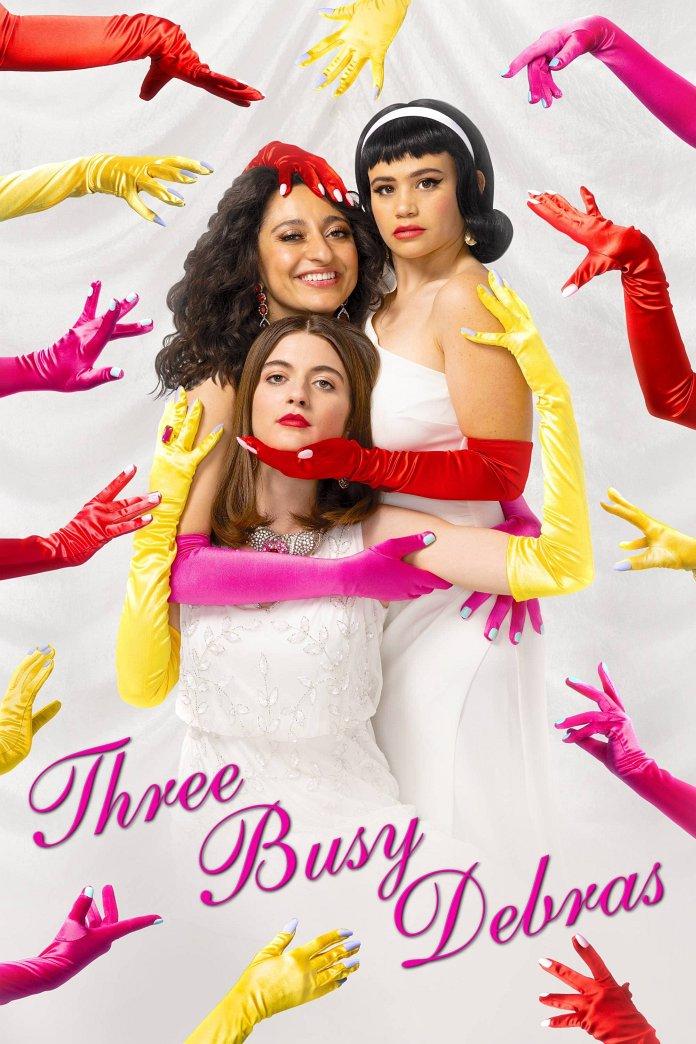 Three Busy Debras poster