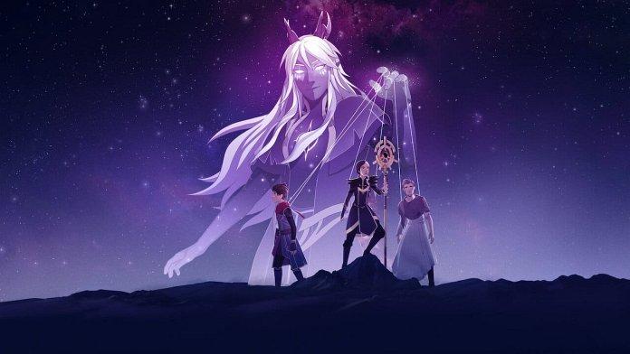 season 4 of The Dragon Prince