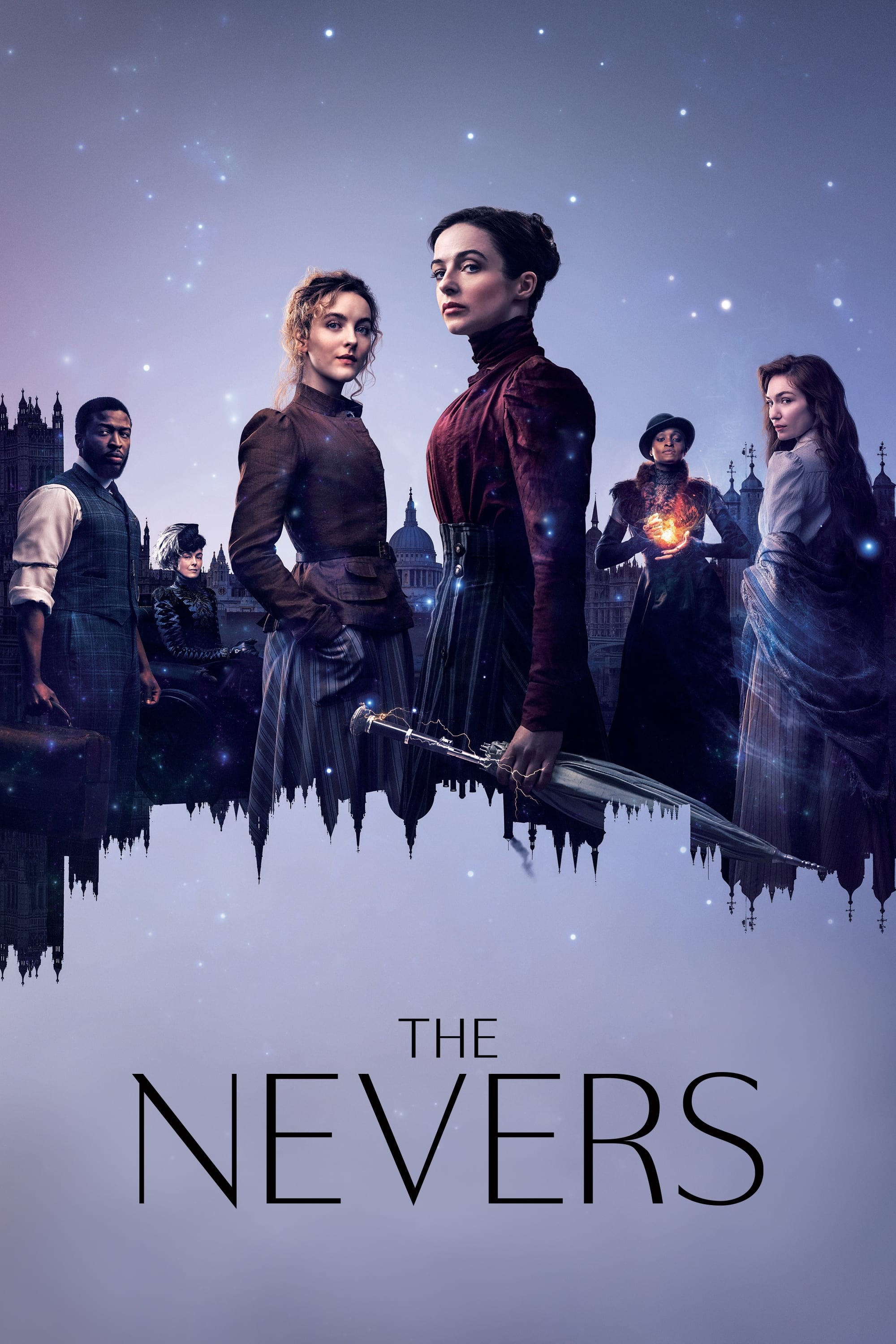 The Nevers poster