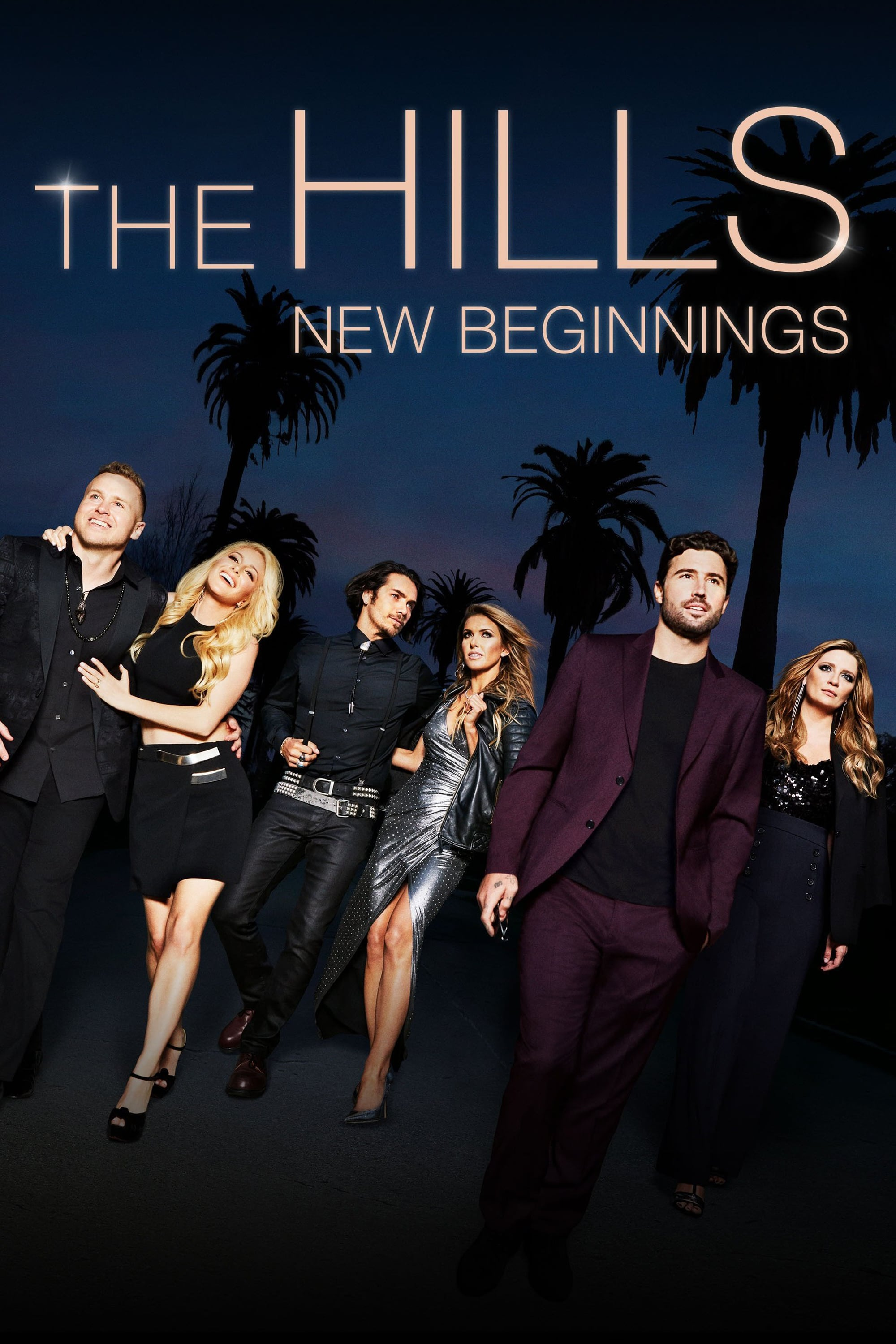 The Hills: New Beginnings poster