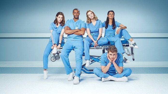season 2 of Nurses
