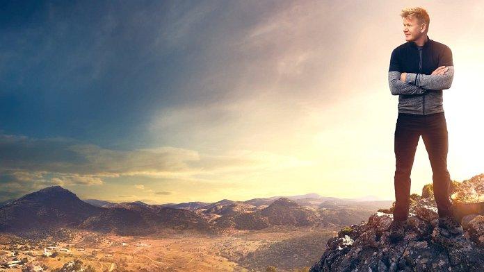 season 3 of Gordon Ramsay: Uncharted