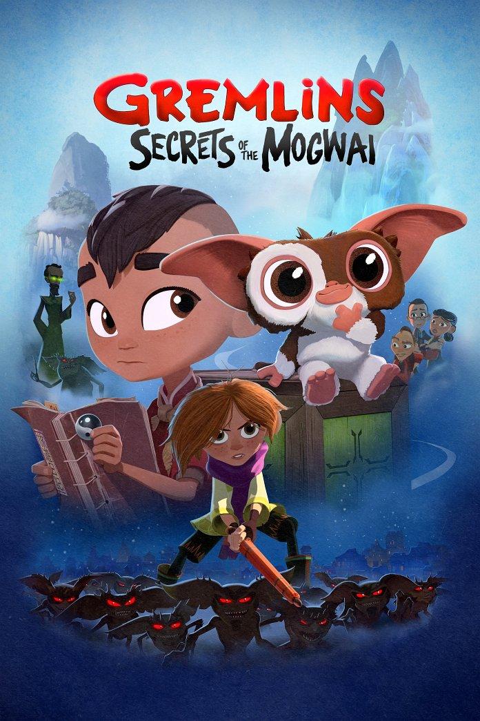 Gremlins: Secrets of the Mogwai poster